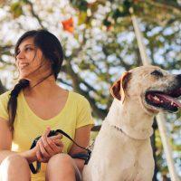 Proprietários de cães fazem mais exercício